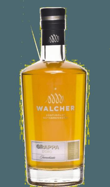 Grappa d´Oro Riserva - Walcher