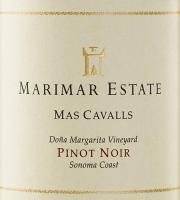 Vorschau: Mas Cavalls Pinot Noir 2013 - Marimar Estate