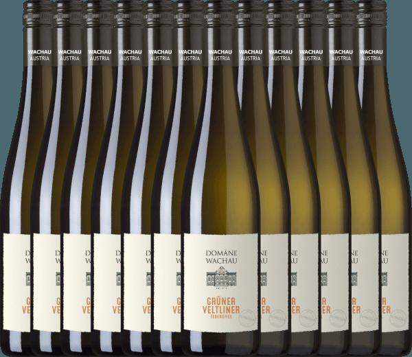 12er Vorteils-Weinpaket - Grüner Veltliner Federspiel Terrassen 2019 - Domäne Wachau