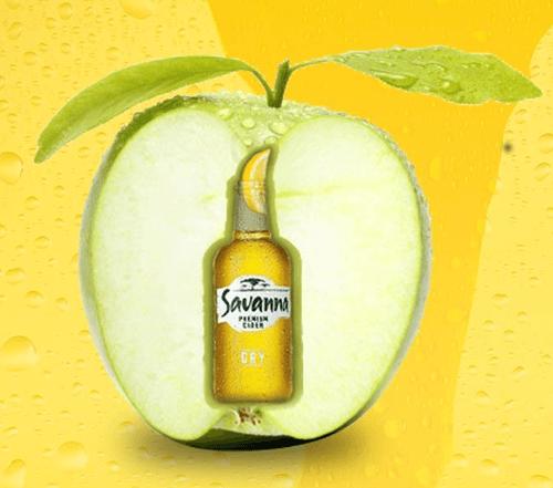 Savanna Cider: Alles beginnt mit einem Apfel