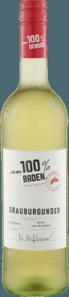 Das ist 100% Baden Grauburgunder 2019 - Erste Markgräfler Winzergenossenschaft