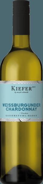Weißburgunder Chardonnay 2019 - Weingut Kiefer