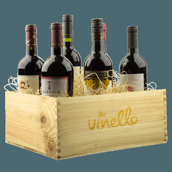 Großes Rotwein-Abo 6 Flaschen à 0,75 l