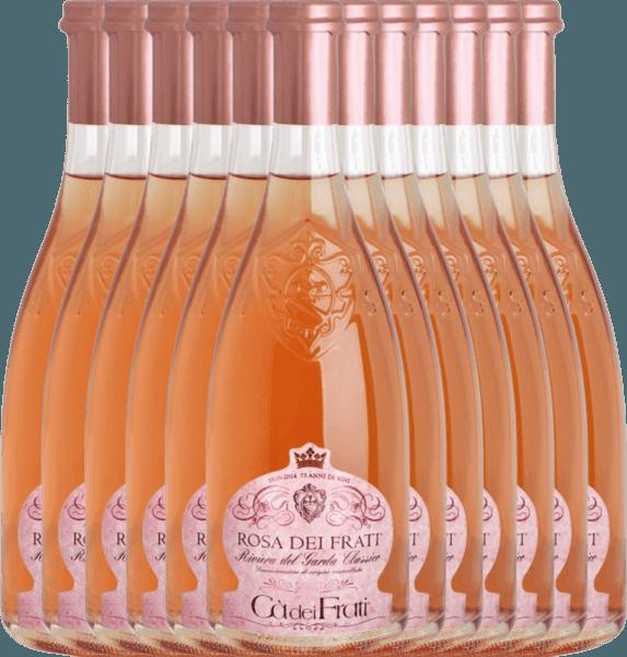 12er Vorteils-Weinpaket - Rosa dei Frati DOC 2020 - Cà dei Frati