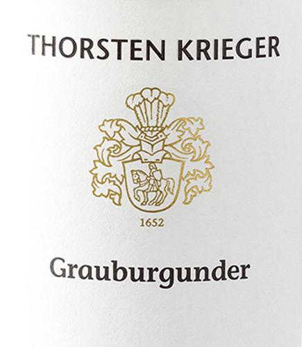 Grauburgunder trocken 2019 - Thorsten Krieger von Weingut Thorsten Krieger
