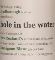 Vorschau: 18er Vorteils-Weinpaket - Hole in the Water Sauvignon Blanc 2020 - Konrad Wines