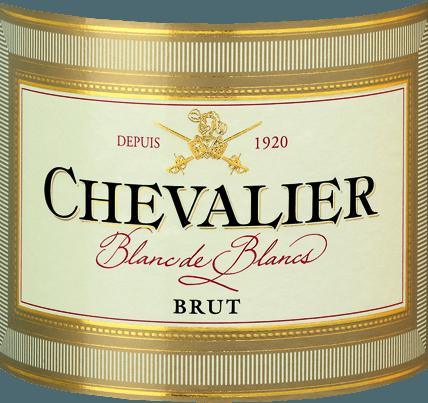 Blanc de Blancs Brut - Chevalier von Chevalier