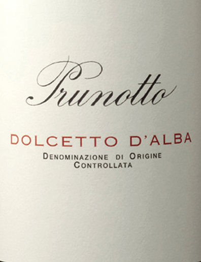 Dolcetto d'Alba DOC 2019 - Prunotto von Prunotto