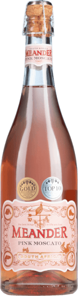 Pink Moscato South Africa - Meander