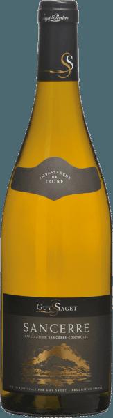 Sancerre Blanc AOC 2019 - Guy Saget von Domaine Guy Saget