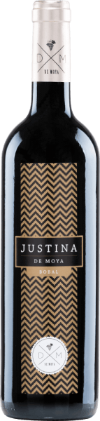Justina Bobal DO 2017 - Bodega de Moya