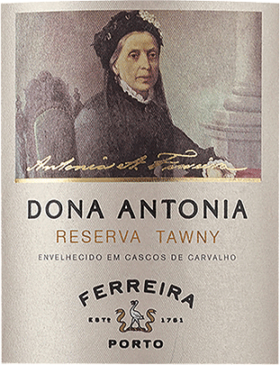 Dona Antónia Reserva Tawny Port - Porto Ferreira von Ferreira Porto