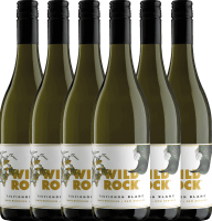 6er Vorteils-Weinpaket Sauvignon Blanc Marlborough 2019 - Wild Rock