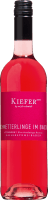 Schmetterlinge im Bauch Rosé 2019 - Weingut Kiefer