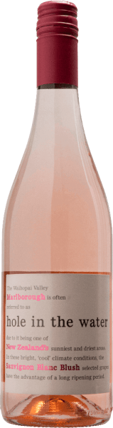 Hole in the Water Blush 2018 - Konrad Wines