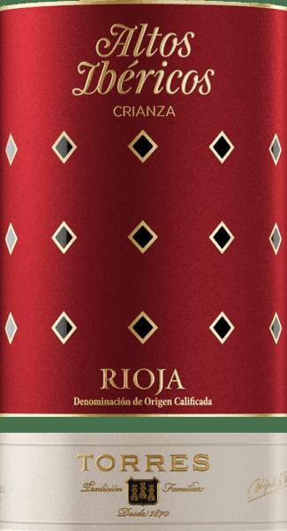 Altos Ibéricos Crianza Rioja DOCa 2016 - Miguel Torres von Miguel Torres