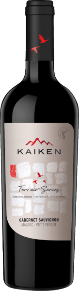 Terroir Series Cabernet Sauvignon 2018 - Viña Kaiken von Bodega Kaiken