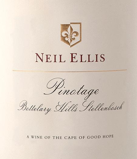 Pinotage Bottelary Hills 2016 - Neil Ellis von Neil Ellis