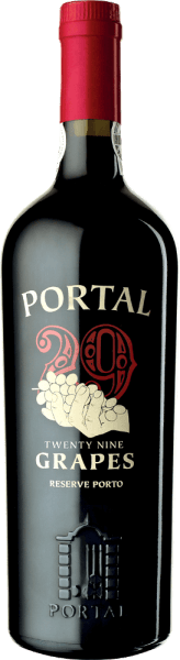 29 Grapes Reserve Port - Quinta do Portal