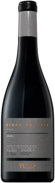 Syrah Reserve Upper Galilee 2017 - Tulip Winery