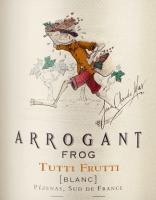 Vorschau: Tutti Frutti Blanc 2020 - Arrogant Frog