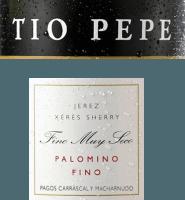 Vorschau: Tio Pepe Palomino Fino - Gonzalez Byass