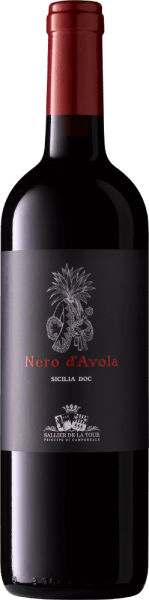 Nero d'Avola Sicilia DOC 2017 - Sallier de La Tour von Sallier de La Tour