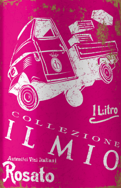 Rosato Puglia IGT 1,0 l 2019 - Collezione Il Mio von Collezione Il Mio