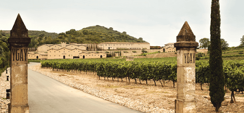 Das Ygay Estate in DOCa Rioja