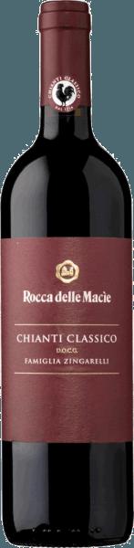 Famiglia Zingarelli Chianti Classico DOCG 2018 - Rocca delle Macìe