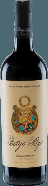 Botijo Rojo Garnacha Viñas Viejas 2015 - Bodegas Frontonio