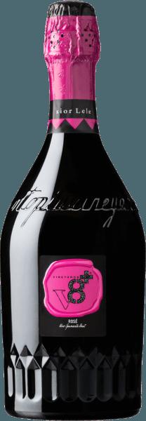Sior Lele Rosé Spumante Brut - Vineyards v8+