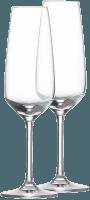 2 Gläser - Sektglas Taste - Schott Zwiesel
