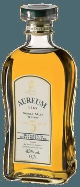 Aureum 1865 Chestnut Single Malt Whisky 0,7 l - Ziegler