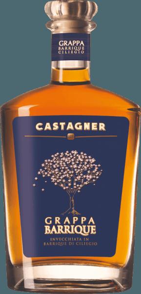 Grappa Ciliegio Barrique 0,35 l - Castagner