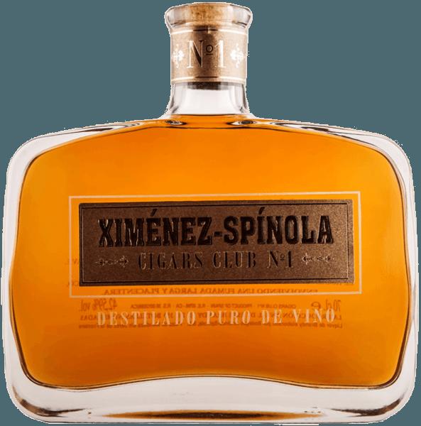 Cigars Club No. 1 - Ximénez-Spinola