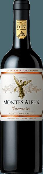 Montes Alpha Carmenère 2019 - Montes