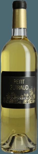Petit Guiraud Sauternes AOC 0,375 l 2016 - Château Guiraud