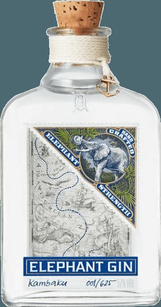 Elephant Strength Gin 0,5 l - Elephant Gin Ltd.