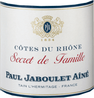 Vorschau: Secret de Famille Rouge Côtes du Rhône 2018 - Paul Jaboulet Aîné