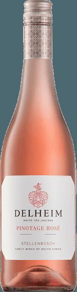 Delheim Pinotage Rosé 2021 - Delheim