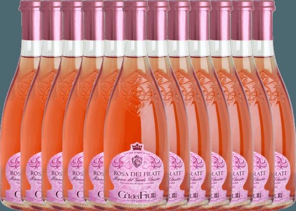 12er Vorteils-Weinpaket - Rosa dei Frati DOC 2019 - Cà dei Frati