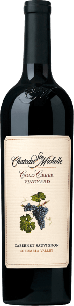 Cold Creek Cabernet Sauvignon 2016 - Chateau Ste. Michelle