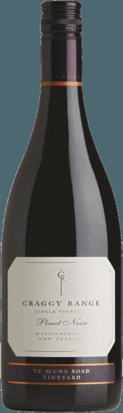 Te Muna Road Vineyards Pinot Noir 2016 - Craggy Range
