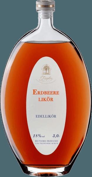 Erdbeerlikör XXL 3,0 l - Brennerei Ziegler