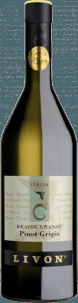 Braide Grande Pinot Grigio Collio DOC 2017 - Livon von Aziende Agricole Livon