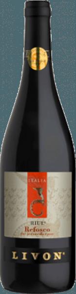 Riul Refosco dal Peduncolo Rosso Friuli Colli Orientali DOC 2016 - Livon