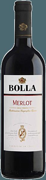 Der würzige Merlot delle Venezie IGT von Bolla zeigt intensive Duftnoten von Dörrpflaumen, Lakritze, Vanille, weißem Pfeffer und Tabak.Er ist ein voller, runder Rotwein, leicht und elegant, von mittlerem Körper. Food Pairing / Speiseempfehlung für denMerlot delle Venezie IGT von Bolla Man kann ihn optimal zu Gegrilltem genießen.