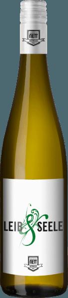 3er Vorteils-Weinpaket - Leib & Seele Cuvée feinherb 2019 - Bergdolt-Reif & Nett von Bergdolt-Reif & Nett