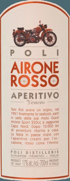 Der vonAirone Rosso von Jacopo Poli ist ein aromatischer, italienischer Aperitif der nach einer alten Rezeptur der Familie Poli zubereitet wird. Im Glas erstrahlt dieser Likör in einem satten rubinrot mit ziegelfarbenen Glanzlichtern. Das intensive Bouquet besitzt markante, würzige Aromen nach Kräutern, Kamille und Nelke. Am Gaumen ist dieser Kräuterlikör sehr angenehm mit einer wundervollen Aromatik, die von einer feinen Bitternote begleitet wird. Herstellung desPoliAirone Rosso Dieser Aperitif wird aus einem aromatischen Aufguss eines Grappas mitmazerierten Kräuterpflanzen und Gewürzen und Wermut hergestellt. Unter anderem werdenWermutkraut, Tausendgüldenkraut, Thymian, Majoran, Salbei, Kamille, Nelken, Koriander, Enzian, Engelwurz, Kalmus, Chinarinde und Orangenschalen verwendet. Zutaten: Vermouth, Zucker, Grappa, natürliche Aromen, Farbstoff E-129, Alkohol Servierempfehlung für denAirone Rosso Jacopo Poli Aperitivo Genießen Sie diesen italienischen Kräuterlikör gerne Pur oder als Zutat für einen Partydrink. Oder reichen Sie diesen Aperitivo zu Eisdesserts.